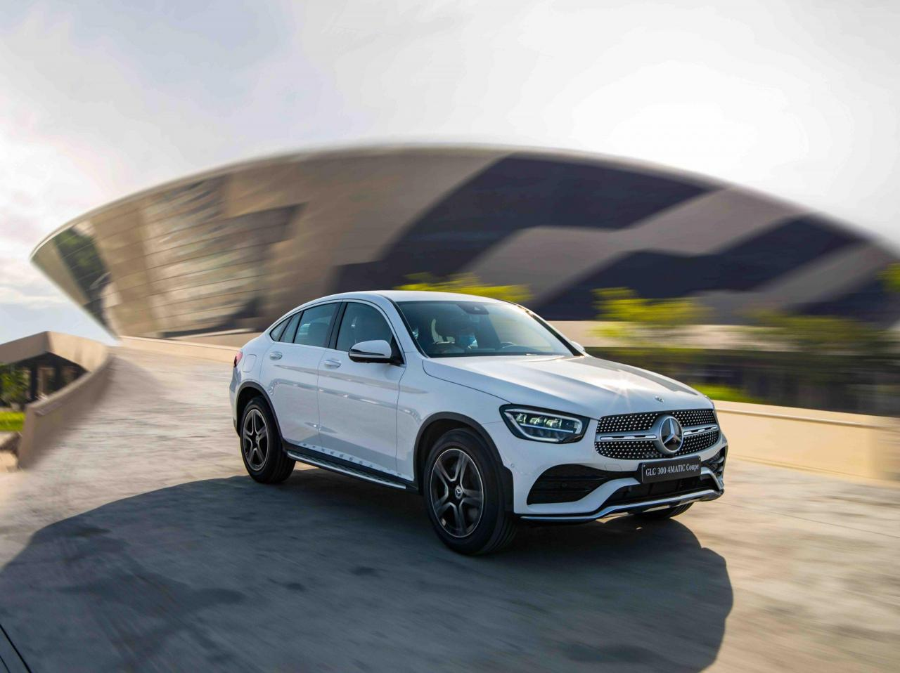 GLC 300 Coupe 2020 1